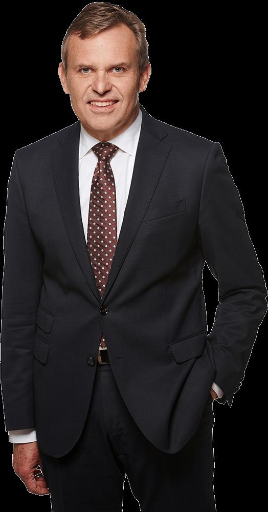 Steuerberater Ernst Schrödinger in der Steuerkanzlei LKC